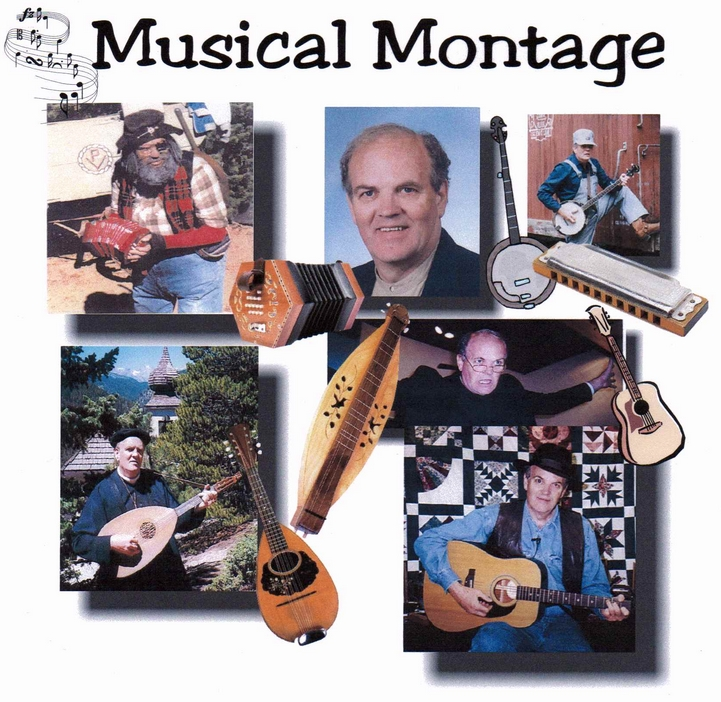 You may have heard some of the music and the humor and the history from several different Programs Unlimited Shows. NOW Fred Moore has selected some of the most popular content of those shows and arranged a kaleidoscope of entertainment, featuring folk music, western tunes, German
